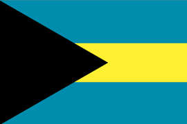 flag The Bahamas
