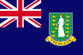 British Virgin Islands - Gold