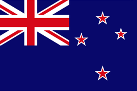 New Zealand - Gold