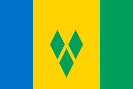 flag St Vincent and the Grenadines
