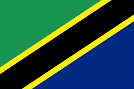 flag United Republic of Tanzania