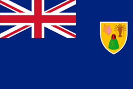 flag Turks and Caicos Islands
